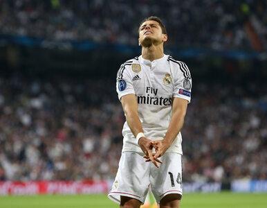 Chicharito dal Realowi awans i... rozpłakał się po zejściu z boiska