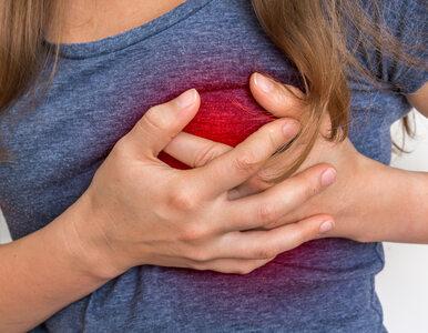 Zawał serca u kobiet może objawiać się nietypowo
