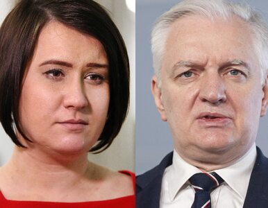 """Siarkowska ostro do Gowina. Posłanka PiS pisze o """"niemieckich..."""