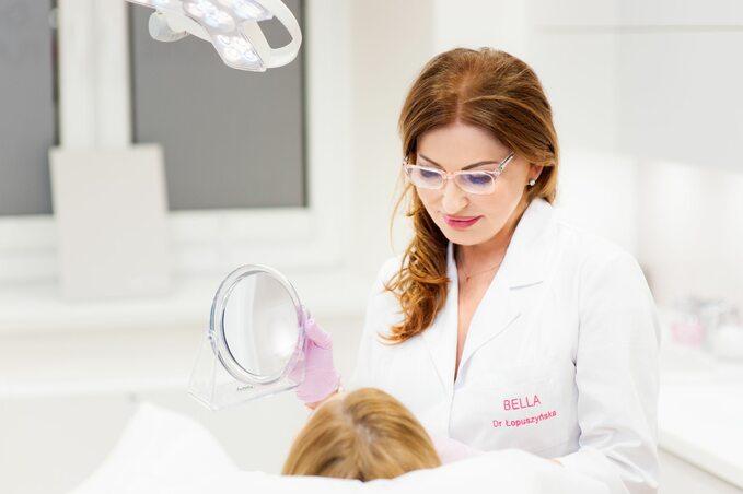 Dr n. med. Magdalena Łopuszyńska ipacjentka kliniki