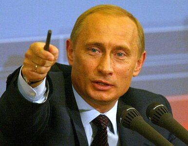 Putin odcina się od Jednej Rosji