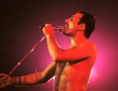 Ostatnie zdjęcie Freddie'ego Mercury'ego przed śmiercią. Fotografię...