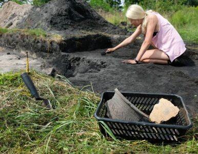 Archeolodzy badają słowiański gród w Chodliku. Prezentują niezwykłe...