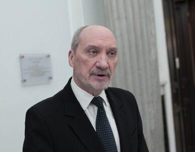 Macierewicz: Musimy zapewnić Polakom pełne bezpieczeństwo