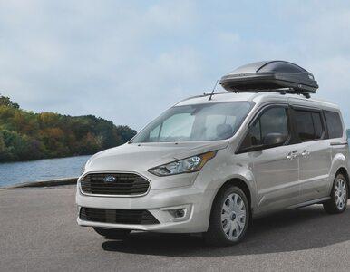 Ford Transit. Wszystkie warianty osobowe