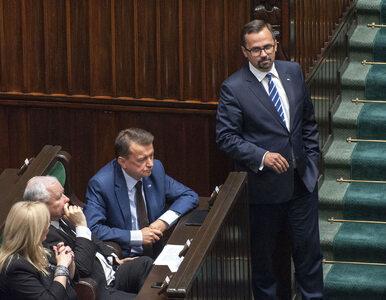 Wybory do władz PiS. Horała: Pozycja pana prezesa Jarosława Kaczyńskiego...