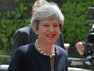 """May ujawnia zmiany dla imigrantów na Wyspach po Brexicie. """"Chcemy,..."""