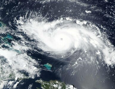 Huragan Dorian zbliża się do Florydy. Transmisja NA ŻYWO