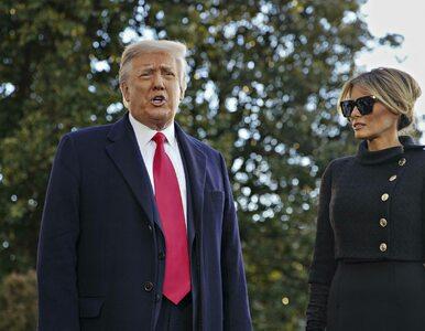 Donald Trump opuszcza Biały Dom. Historyczna chwila w USA