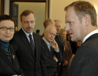 Co łączy panią Irenkę z supermarketu i... premiera Tuska