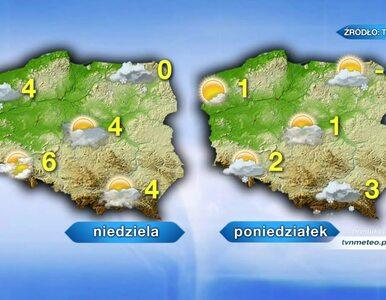 Prognoza pogody na sobotę. Najcieplej w północno-zachodniej Polsce