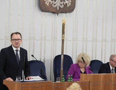 """Senator PiS o """"propagandzie gorszej niż goebbelsowska"""". Chciał wyjaśnień..."""