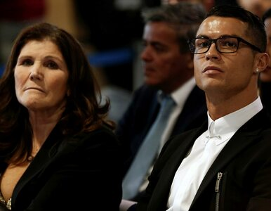 """Matka Cristiano Ronaldo jest ciężko chora. """"Walczę o życie"""""""