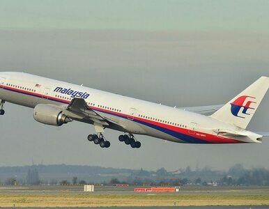 Odnaleziony fragment samolotu trafi do Francji. To Boeing 777?