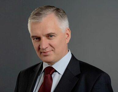 Gowin: orędzie Komorowskiego nie było krytyką rządu