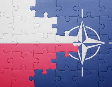 """Wzmocnienie wschodniej flanki. """"Sytuacja jest na tyle groźna, że NATO..."""