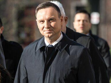 Andrzej Duda: Prowadzę międzynarodowe rozmowy w sprawie zwrotu wraku