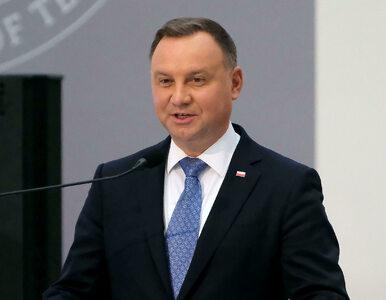 """Andrzej Duda prosi o wsparcie zbiórki charytatywnej. """"My z Agatą już się..."""