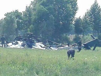 Polski śmigłowiec wojskowy rozbił się we Włoszech. Żołnierze uciekli