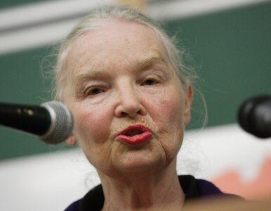 Staniszkis przyznaje: to ja mówiłam o liście osób zagrożonych Kaczyńskiemu