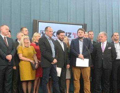 """Kukiz'15 chce nowej konstytucji. Stara """"partiokratyczna"""" i """"nie warta..."""