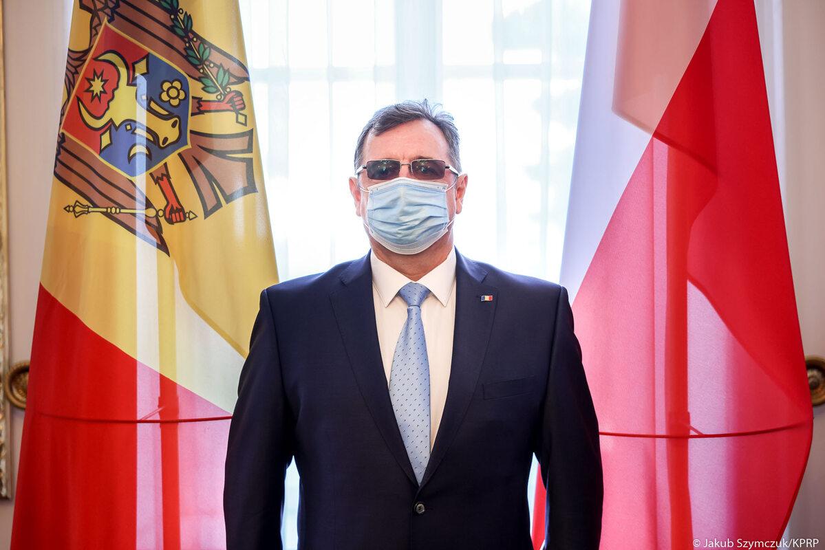 Ambasador Republiki Mołdawii w RP