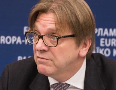 """""""UE musi wymóc na Polsce przestrzeganie europejskich wartości"""""""