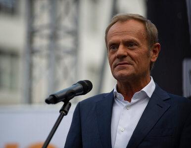 """Wniosek o zmianę zapisu w Konstytucji. Donald Tusk mówi o """"żelaznej..."""