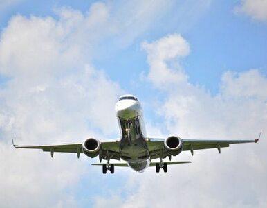 5-latek zmarł na pokładzie samolotu