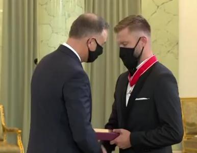 """Błaszczykowski odznaczony przez prezydenta Dudę. """"Dziękuję za piękne..."""