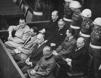 75 lat temu rozpoczęły się procesy norymberskie. Wielu nazistów nigdy...