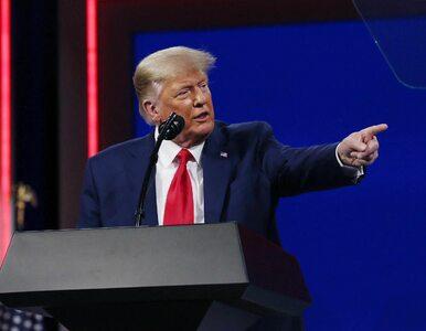 """""""Z biurka Donalda Trumpa"""". Były prezydent USA rzuca wyzwanie gigantom"""