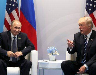 """Putin chciał """"zwerbować"""" Melanię Trump? Prezydent Rosji przyznaje:..."""