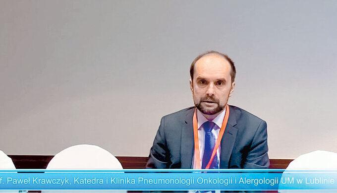 Prof. Paweł Krawczyk
