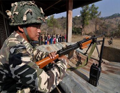 Pięć osób zamordowano w lokalu wyborczym w Indiach