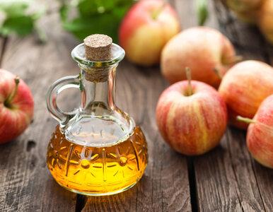 Ocet jabłkowy – 3 zastosowania, o których mogłeś nie wiedzieć