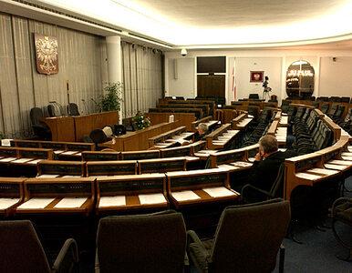 Senat o sądach: szybciej z nieletnimi