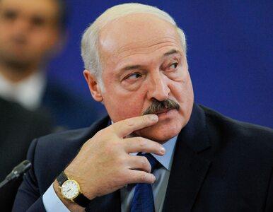 """Łukaszenka zaciera ręce. """"Udało mu się sprowokować UE do odcięcia..."""