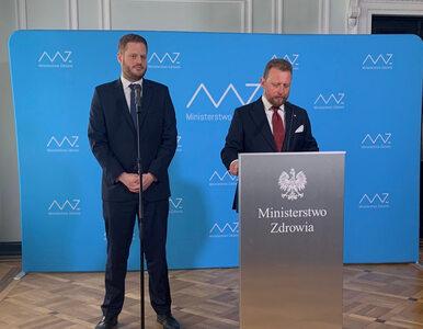 Cieszyński wraca do rządu, Szumowski chwali byłego podwładnego: Powinien...