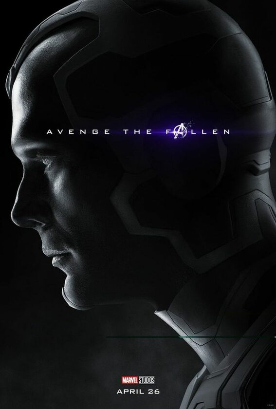 Vision - Paul Bettany