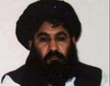 Przywódca talibów zginął w ataku dronów?