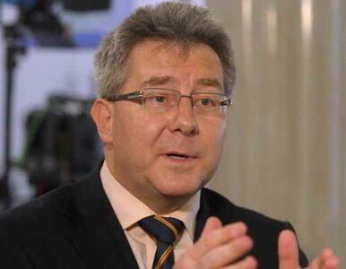 Czarnecki: Kaczyński założył bloga, bo jest nowoczesny