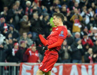 LM: Lewandowski z bramką, Barcelona rozgromiła Romę