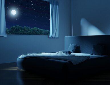 Dziś pełnia księżyca. Sprawdzamy, jak to zjawisko wpływa na nasz sen