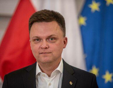 Hołownia o oświadczeniu Kaczyńskiego: Historia zapamięta pana jako...