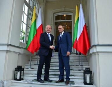 Premier Litwy: spieramy się z Polakami, bo nie mamy poważnych problemów