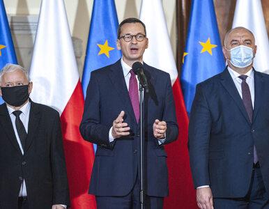 Sasin: Pod względem pozycji politycznej Jarosław Kaczyński jest...