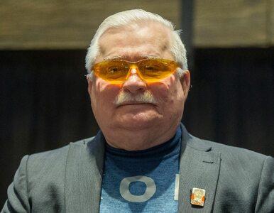 Lech Wałęsa obrzucony pomidorami? Były prezydent komentuje