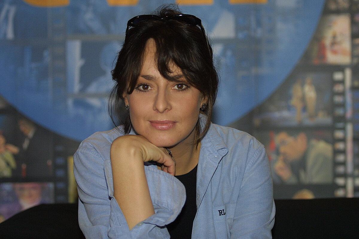 Anna Korcz w 2003 roku