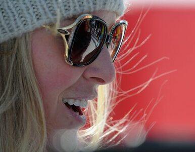 Alpejski Puchar Świata: Vonn znów wygrywa